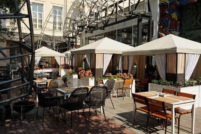 Ресторан Март (Mart) фото 45