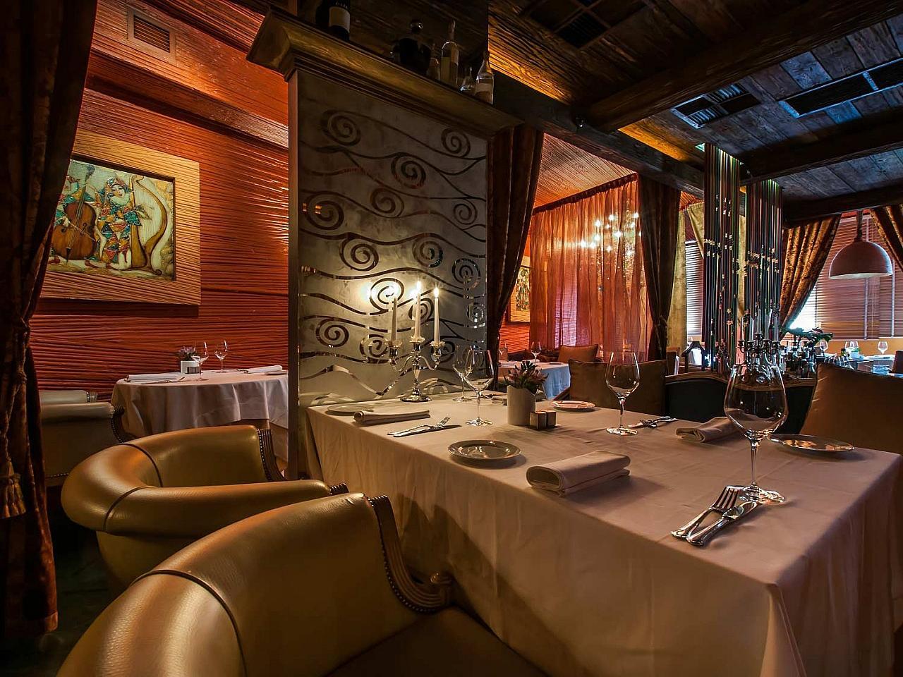 Ресторан Момо на Пятницкой (Momo) фото 35