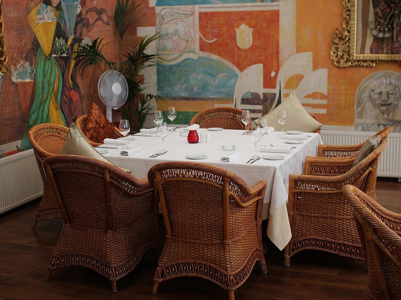 Ресторан Момо на Пятницкой (Momo) фото 8