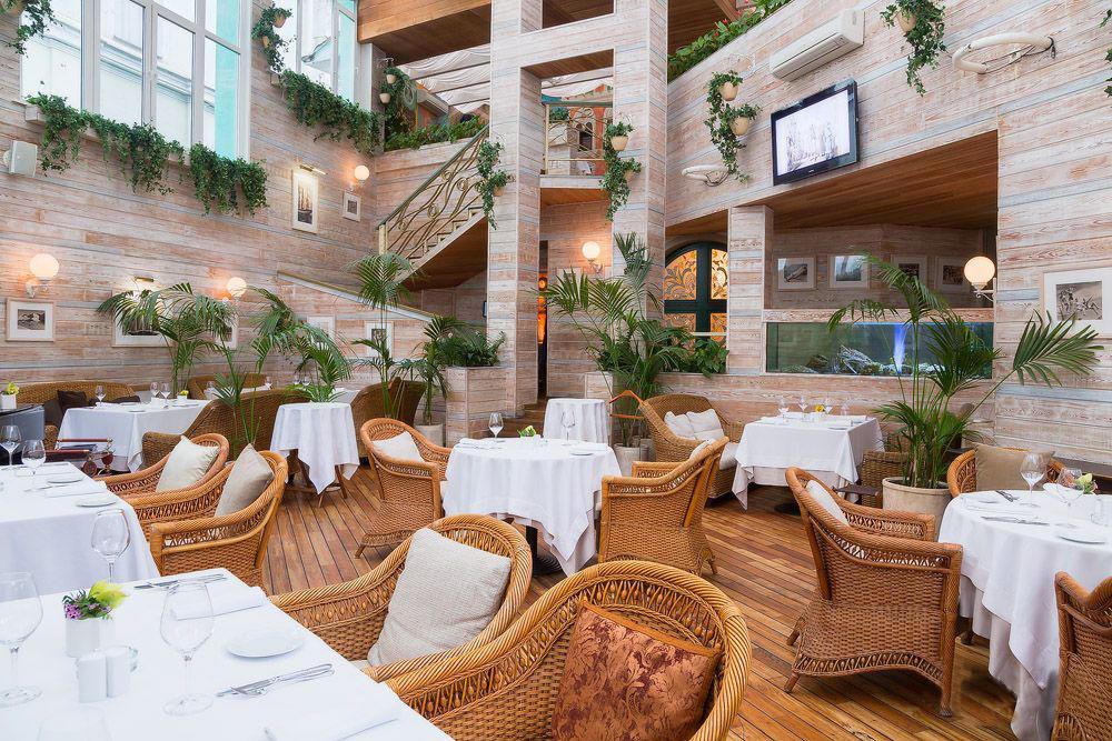 Ресторан Момо на Пятницкой (Momo) фото 27