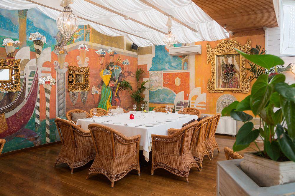 Ресторан Момо на Пятницкой (Momo) фото 5