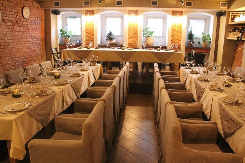 Итальянский Ресторан Bocca di Bacco (Бока ди Бако) фото 5