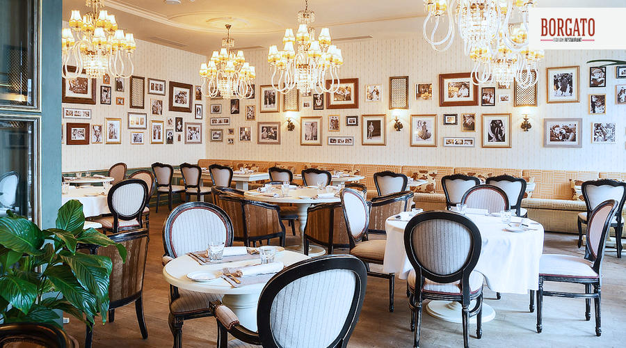 Итальянский Ресторан Боргато на Мясницкой (Borgato) фото 33