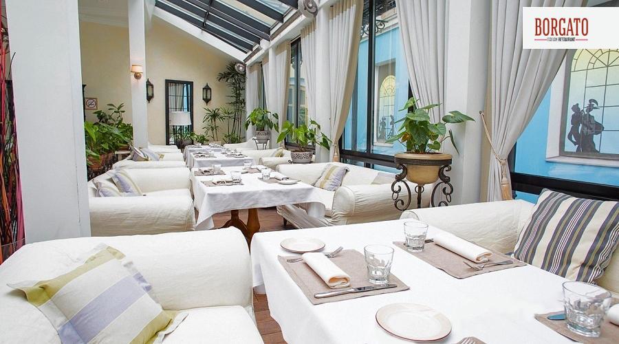 Итальянский Ресторан Боргато на Мясницкой (Borgato) фото