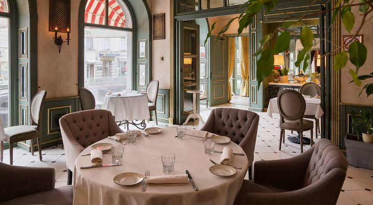 Итальянский Ресторан Боргато на Мясницкой (Borgato) фото 1