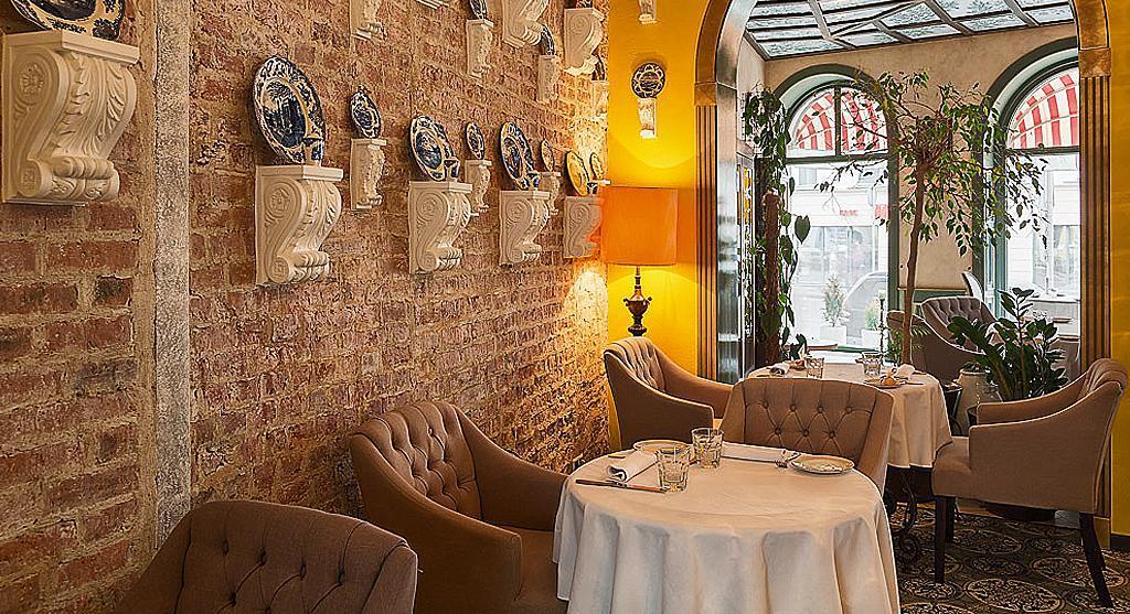Итальянский Ресторан Боргато на Мясницкой (Borgato) фото 4