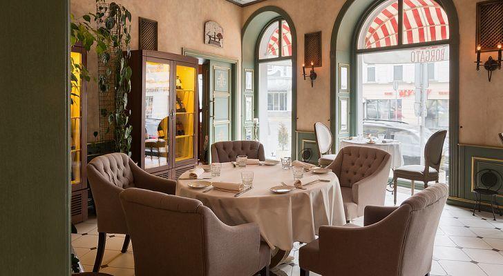 Итальянский Ресторан Боргато на Мясницкой (Borgato) фото 8