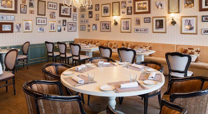 Итальянский Ресторан Боргато на Мясницкой (Borgato) фото 12