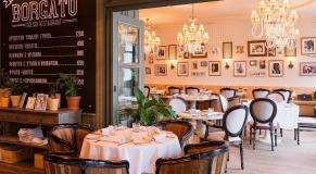 Итальянский Ресторан Боргато на Мясницкой (Borgato) фото 14