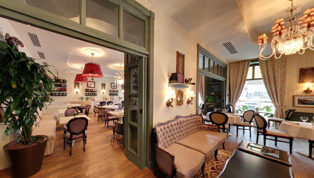 Итальянский Ресторан Боргато на Мясницкой (Borgato) фото 24