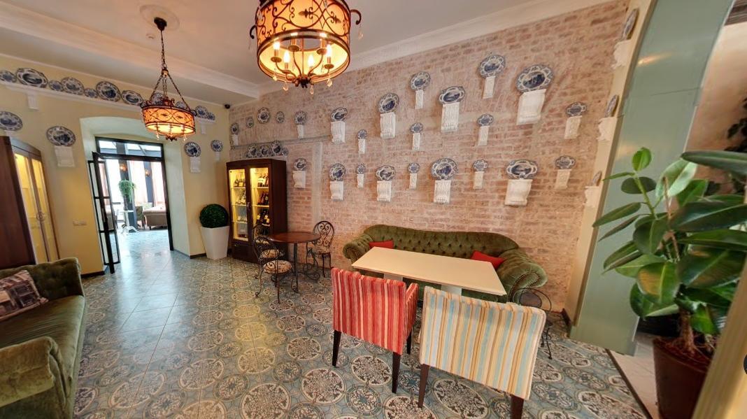Итальянский Ресторан Боргато на Мясницкой (Borgato) фото 26