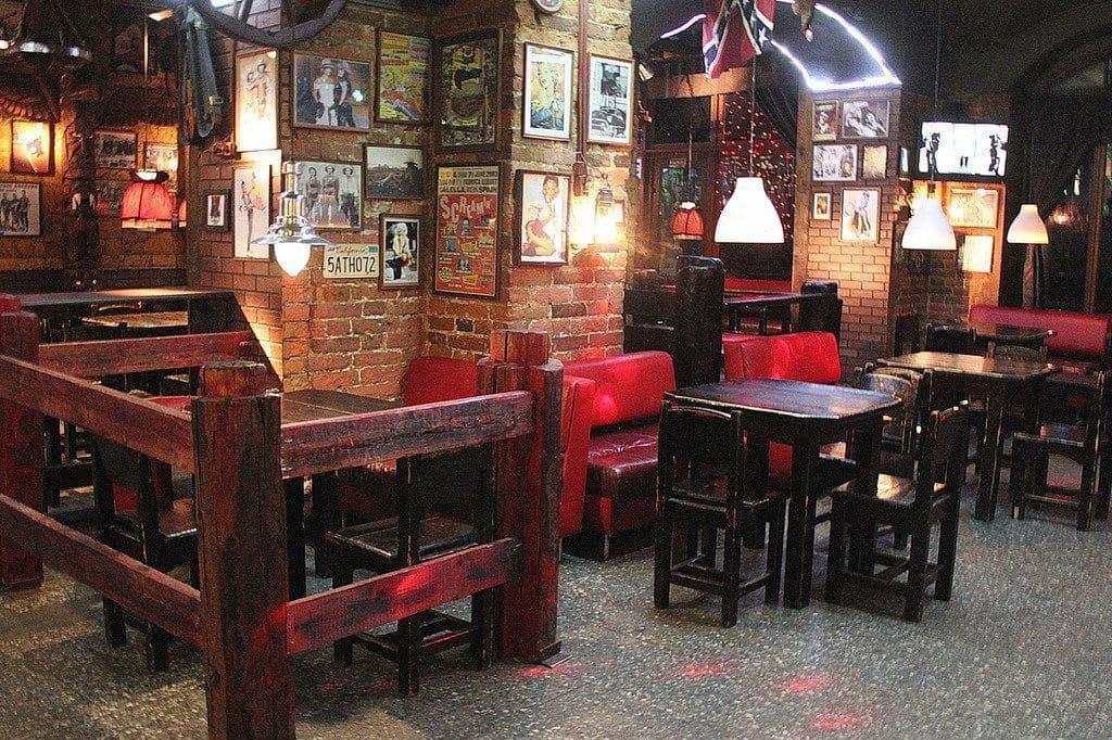 Ночные клубы мани хани клубы и бары москвы живая музыка