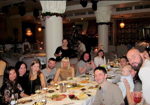 Ресторан The Сад (З Сад) фото 85