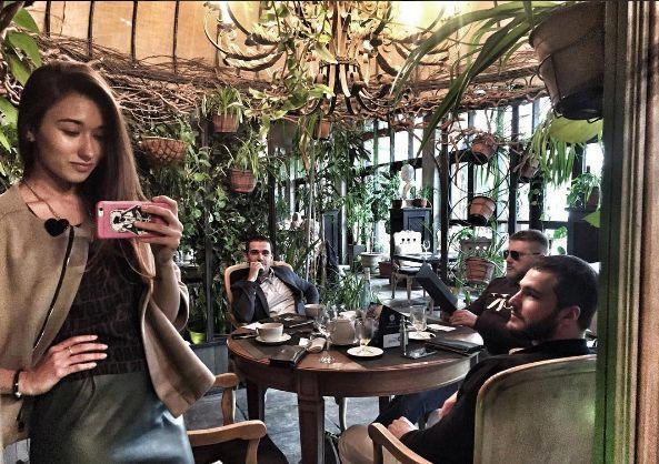 Ресторан The Сад (З Сад) фото 86