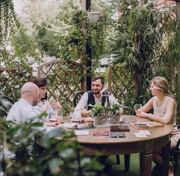 Ресторан The Сад (З Сад) фото 100