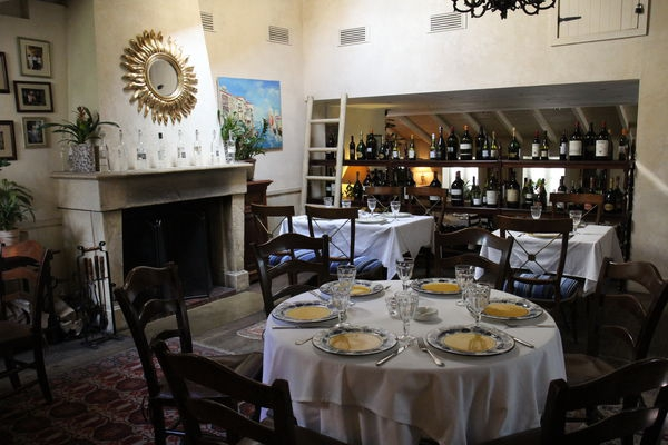 Итальянский Ресторан Cantinetta Antinori (Кантинета Антинори) фото 28