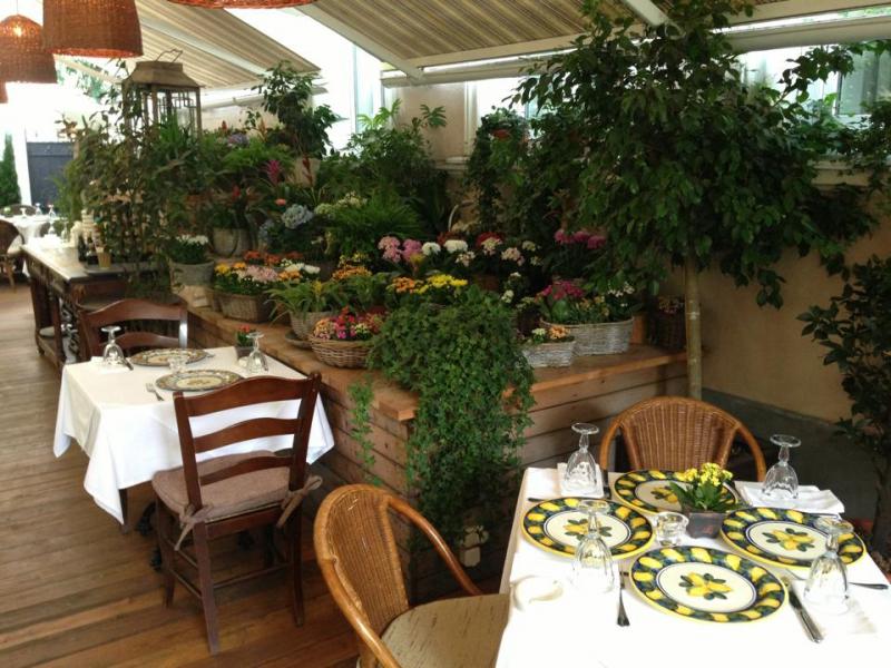 Итальянский Ресторан Cantinetta Antinori (Кантинета Антинори) фото 30