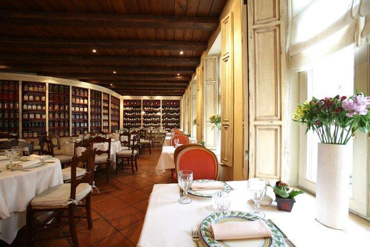 Итальянский Ресторан Cantinetta Antinori (Кантинета Антинори) фото 23