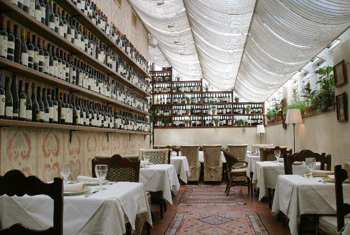 Итальянский Ресторан Cantinetta Antinori (Кантинета Антинори) фото 24