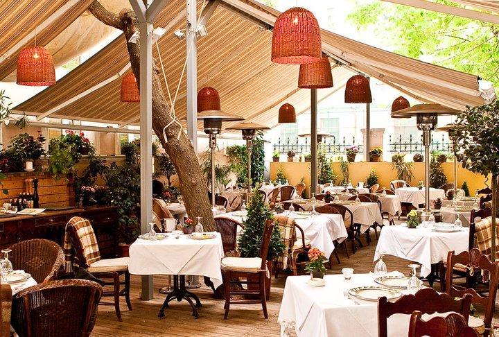 Итальянский Ресторан Cantinetta Antinori (Кантинета Антинори) фото 25
