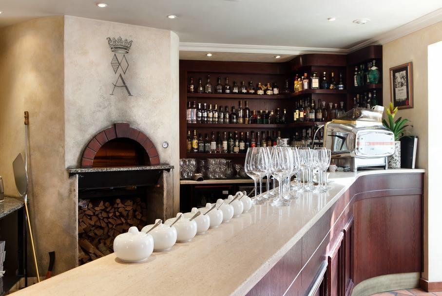 Итальянский Ресторан Cantinetta Antinori (Кантинета Антинори) фото 4