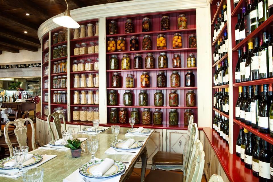 Итальянский Ресторан Cantinetta Antinori (Кантинета Антинори) фото 9