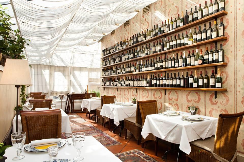 Итальянский Ресторан Cantinetta Antinori (Кантинета Антинори) фото 11
