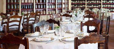 Итальянский Ресторан Cantinetta Antinori (Кантинета Антинори) фото 1