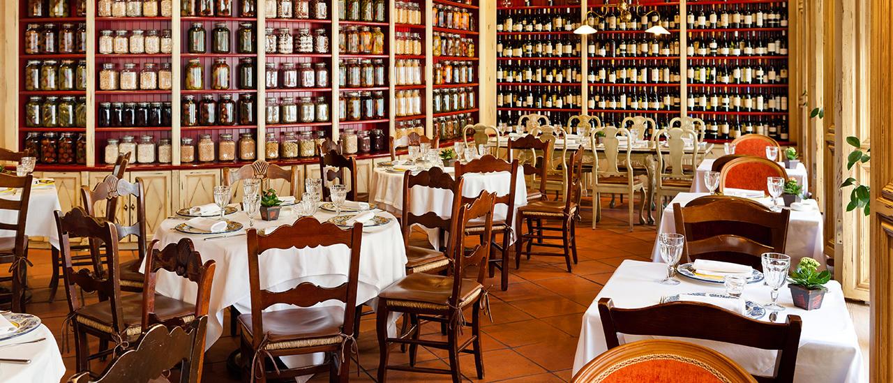 Итальянский Ресторан Cantinetta Antinori (Кантинета Антинори) фото