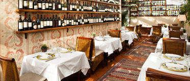 Итальянский Ресторан Cantinetta Antinori (Кантинета Антинори) фото 2