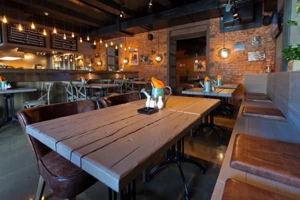 Испанский Ресторан El Basco Tapas Bar фото 3