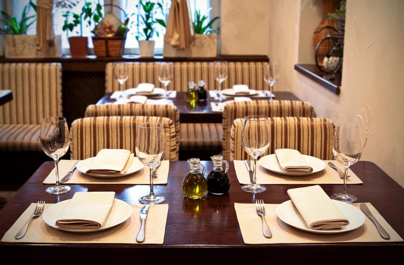 Итальянский Ресторан Прэго (Prego) фото 6