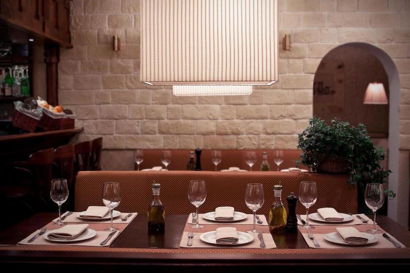 Итальянский Ресторан Прэго (Prego) фото 5