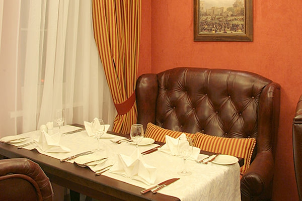Ресторан Square (Сквер) фото 6