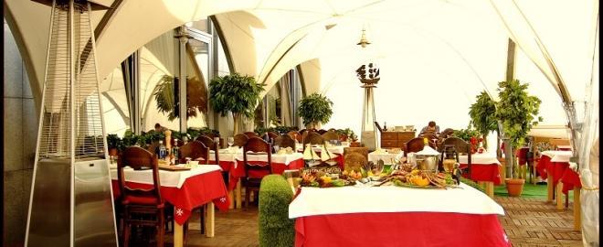Рыбный ресторан Порто Мальтезе на Динамо (Porto Maltese) фото 3