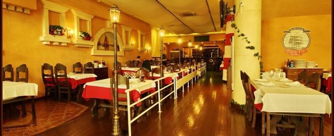 Рыбный ресторан Порто Мальтезе на Динамо (Porto Maltese) фото 6
