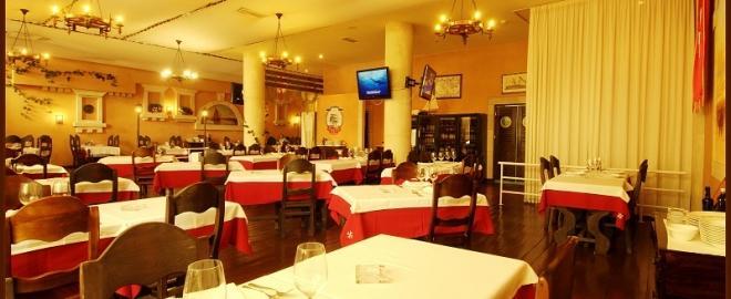 Рыбный ресторан Порто Мальтезе на Динамо (Porto Maltese) фото