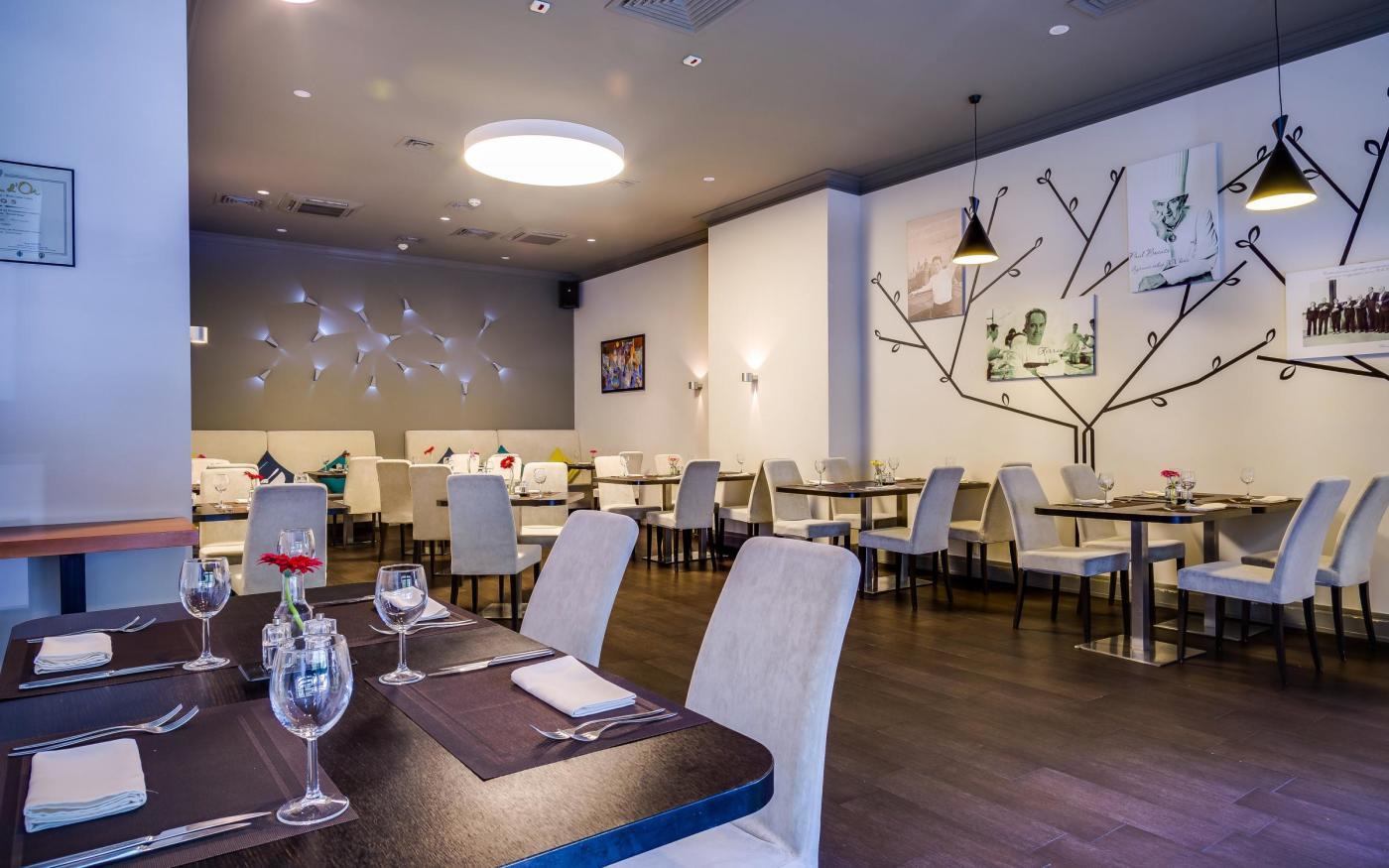 Ресторан Груша на Новаторов (Гастрономическое Ателье) фото 9