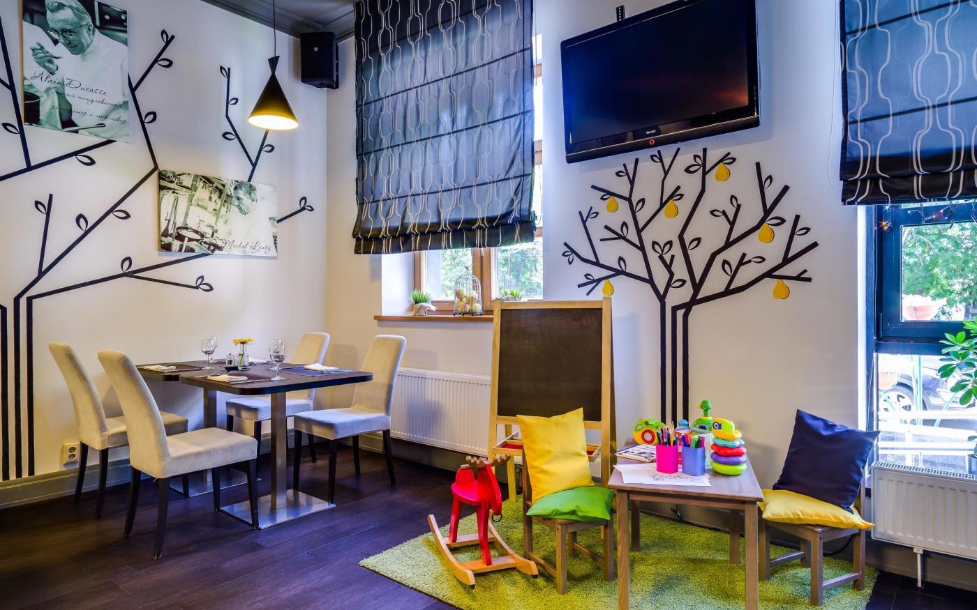 Ресторан Груша на Новаторов (Гастрономическое Ателье) фото 10