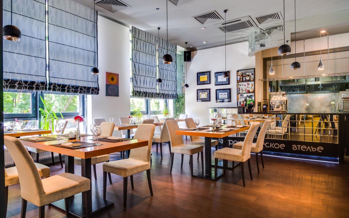 Ресторан Груша на Новаторов (Гастрономическое Ателье) фото 27
