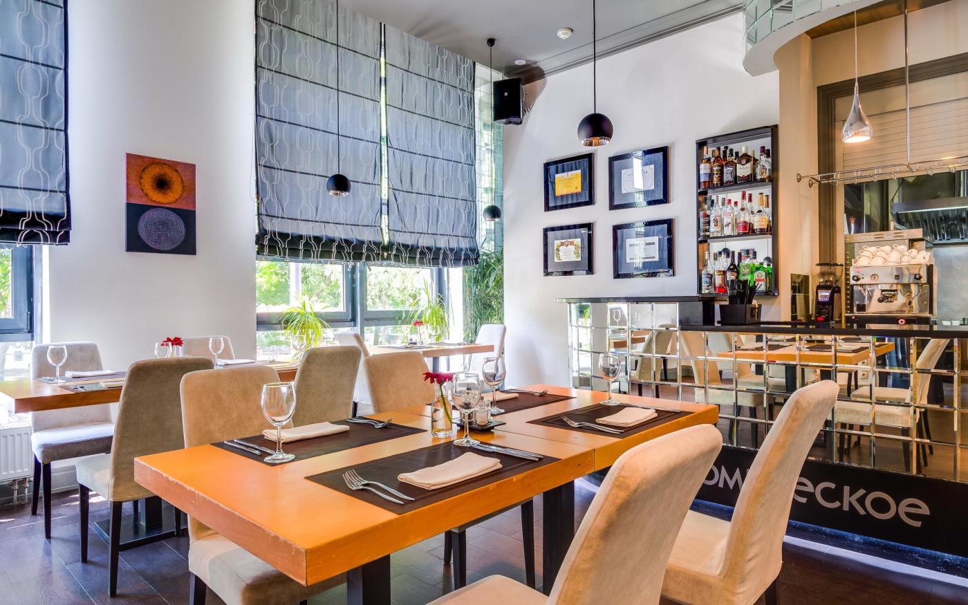 Ресторан Груша на Новаторов (Гастрономическое Ателье) фото 26