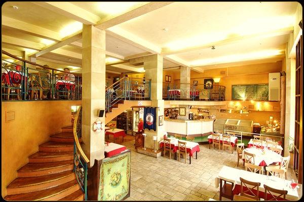 Рыбный ресторан Porto Maltese на Ленинском (Порто Мальтизе) фото 2