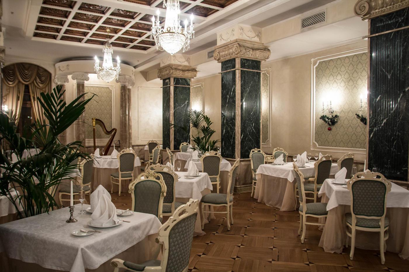 Ресторан Ривьера (Riviere) фото 2