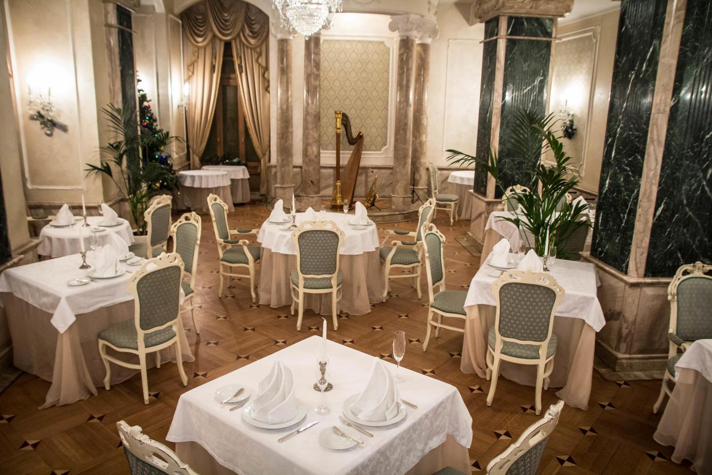 Ресторан Ривьера (Riviere) фото 1