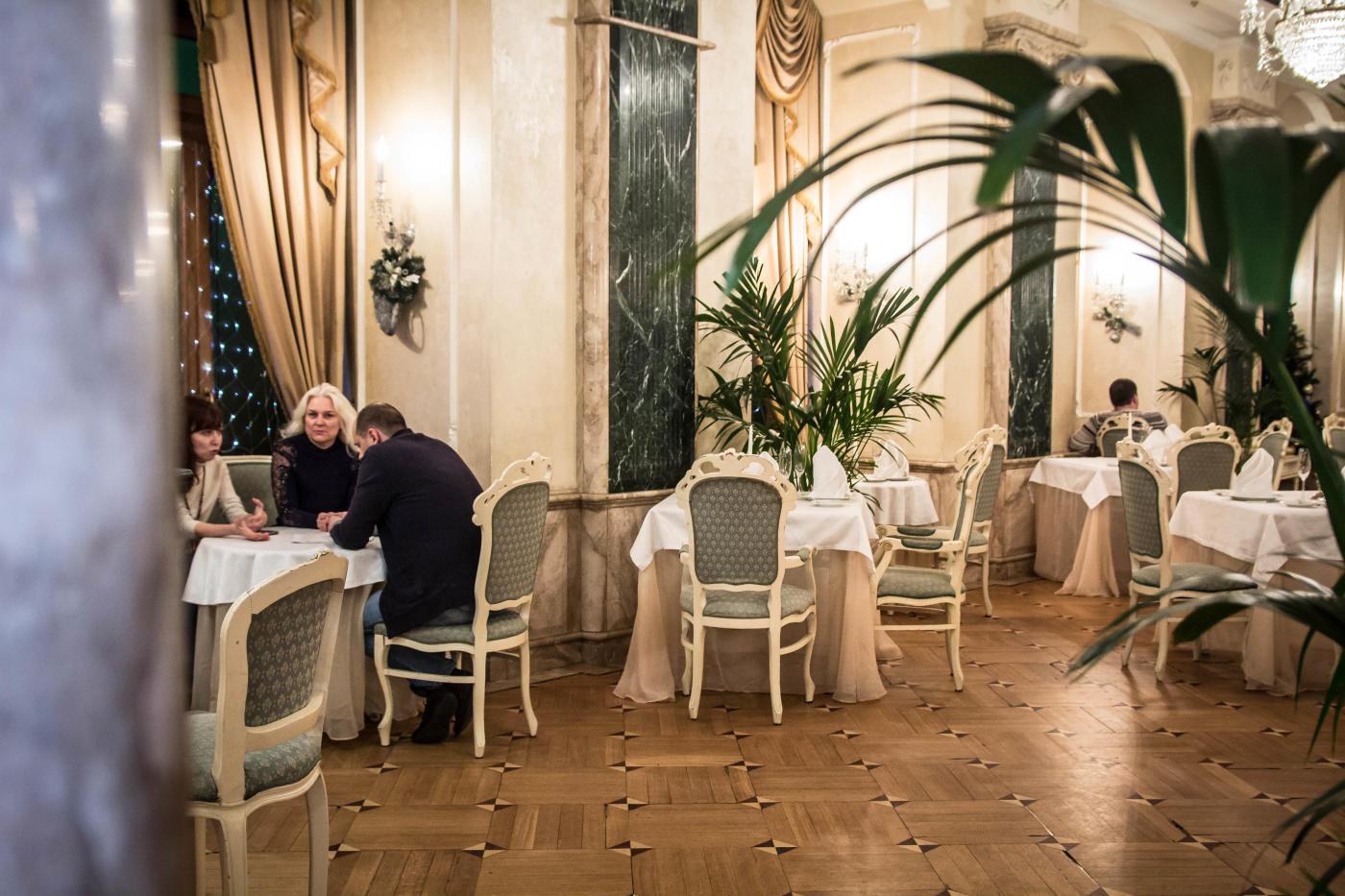 Ресторан Ривьера (Riviere) фото 42