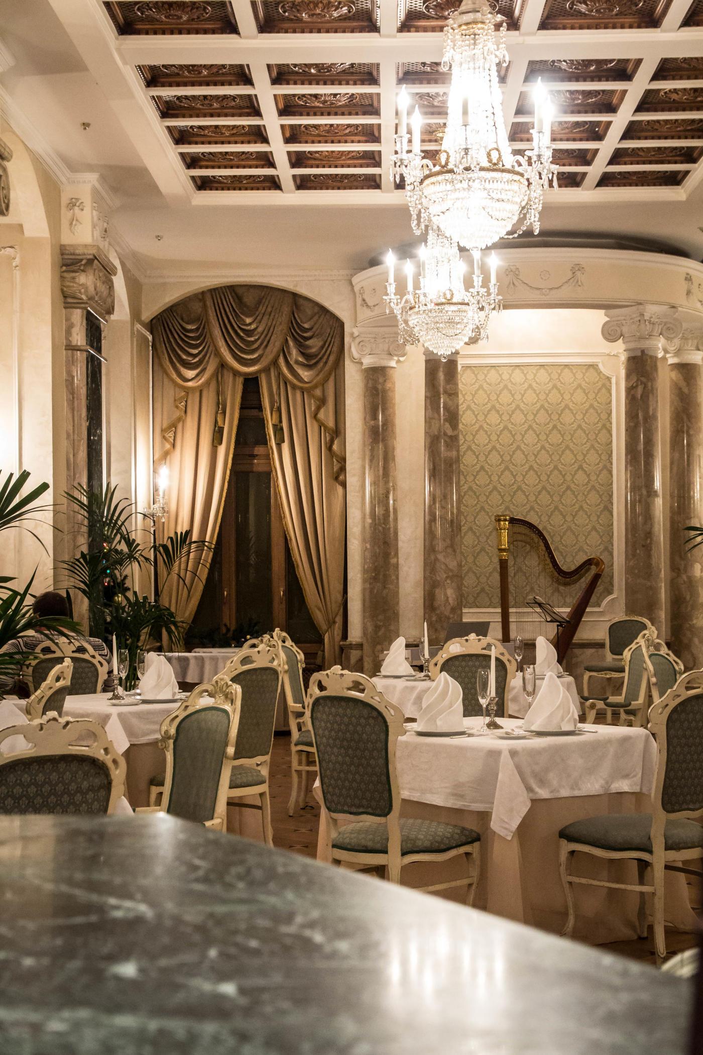 Ресторан Ривьера (Riviere) фото 30