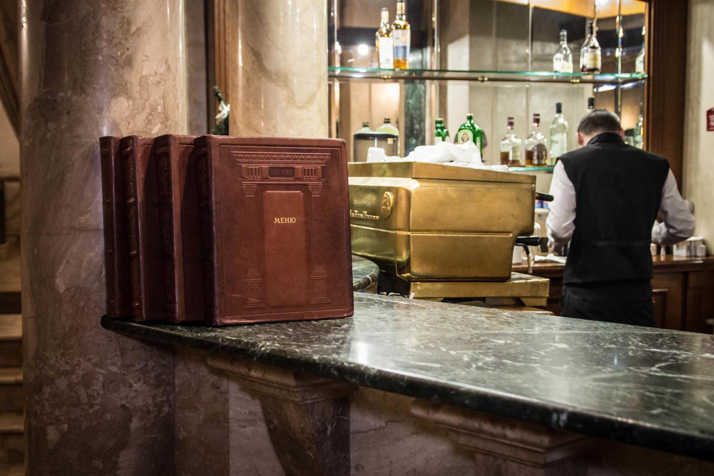 Ресторан Ривьера (Riviere) фото 44