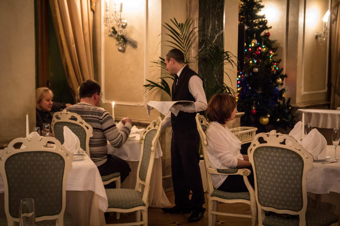 Ресторан Ривьера (Riviere) фото 46
