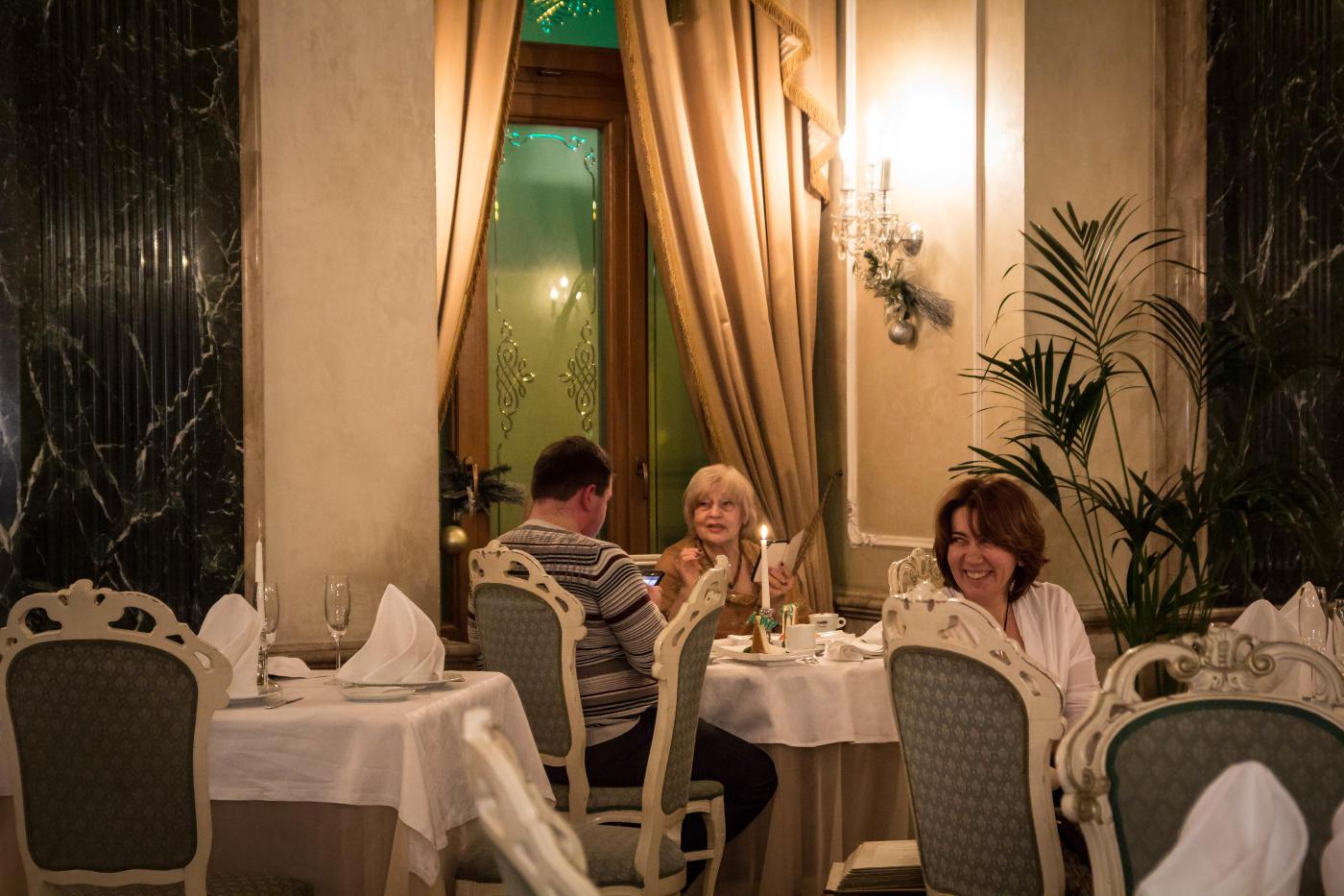 Ресторан Ривьера (Riviere) фото 47