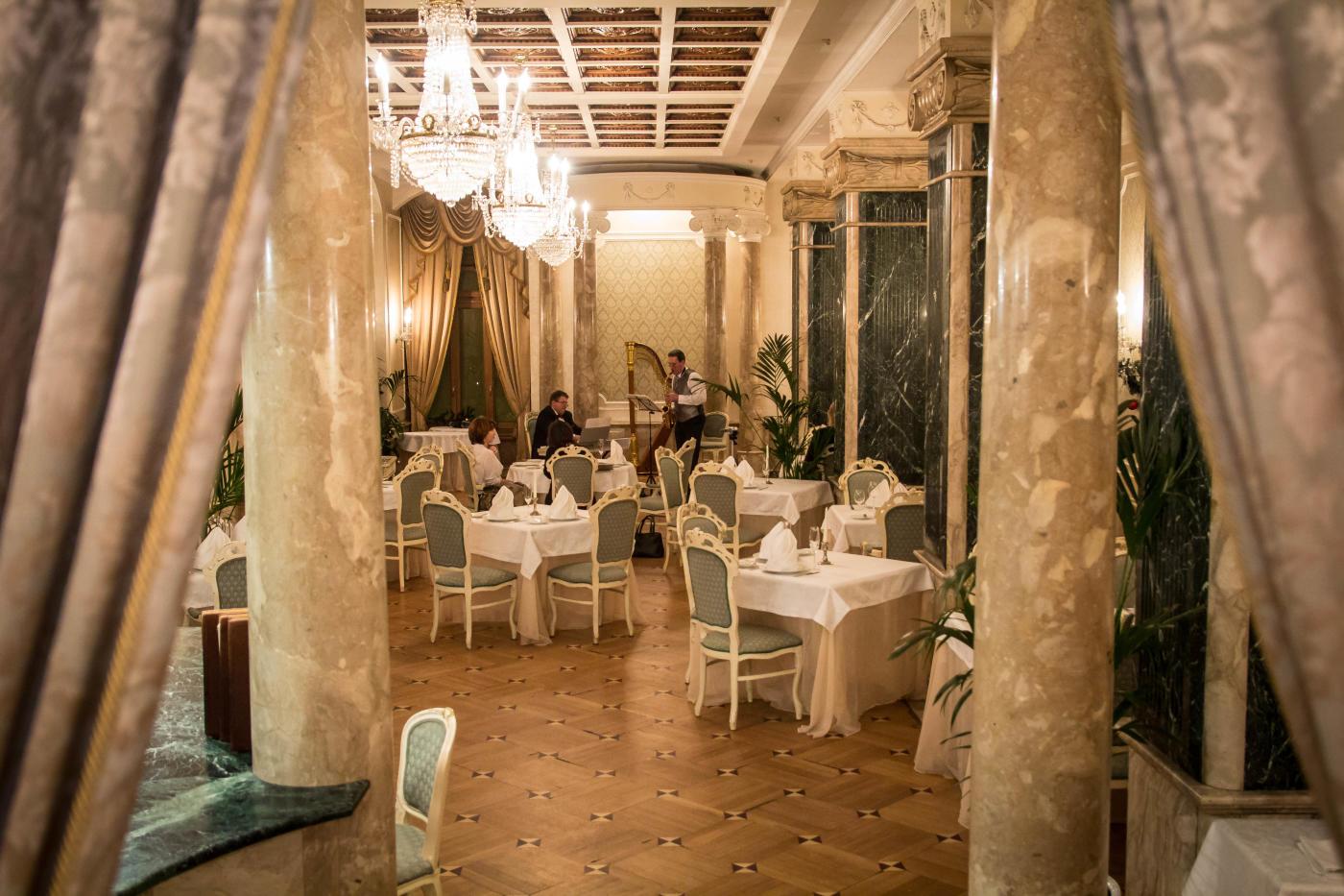 Ресторан Ривьера (Riviere) фото 10